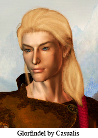 Glorfindel by Casualis