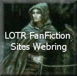 LOTR FanFiction Sites Web Ring Logo