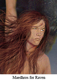 Maedhros for Raven