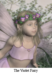 The Violet Fairy